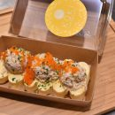 Koki Tamagoyaki - Crab with Tobiko Tamagoyaki