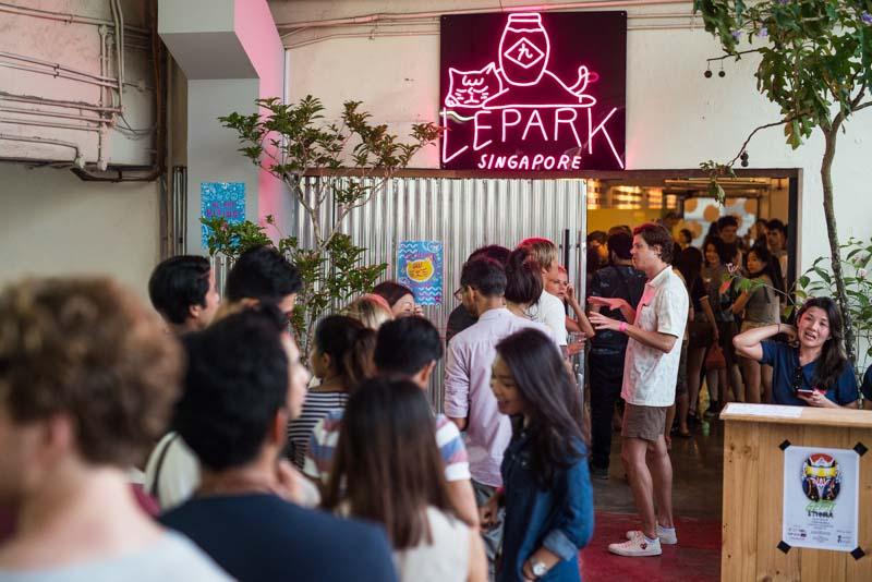 Lepark - Storefront ONLINE