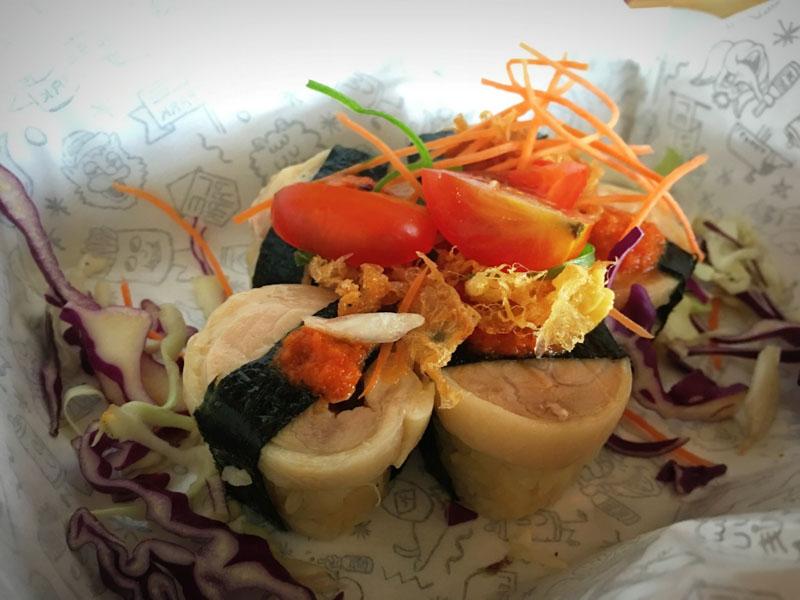 Lepark - Chicken Sushi ONLINE