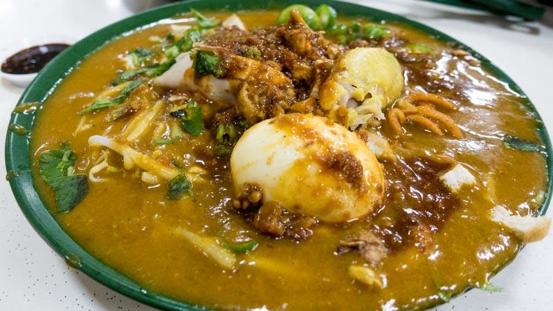 Rahim Muslim Food - Mee Rebus Power