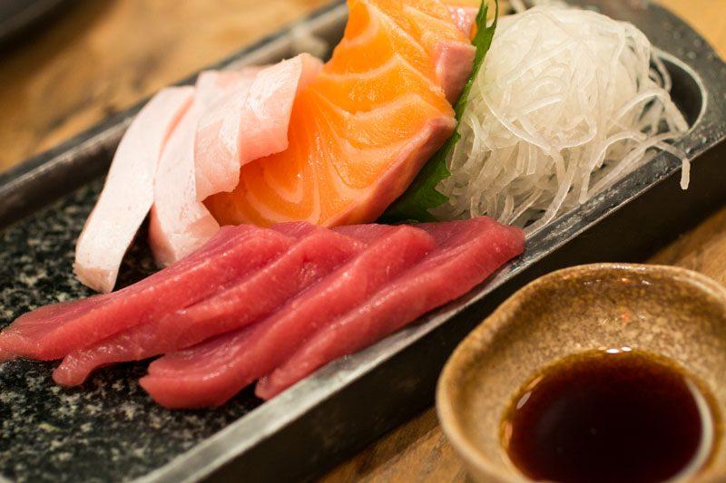 ShuKuu Izakaya - Sashimi
