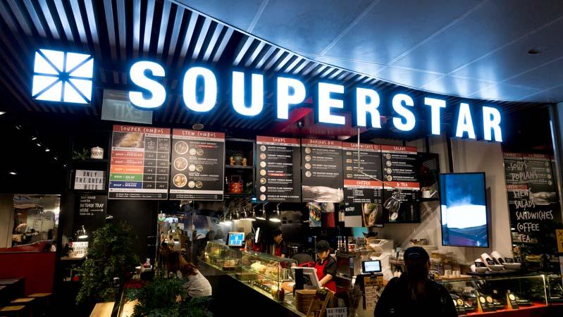 Souperstar - Storefront