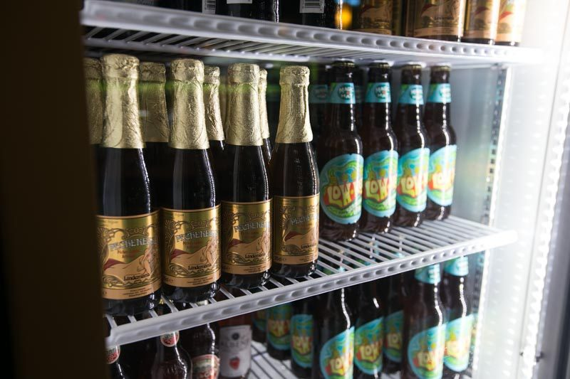 big lazy chop craft beers