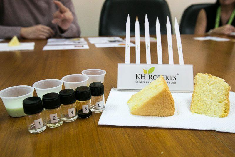 kh roberts taste test