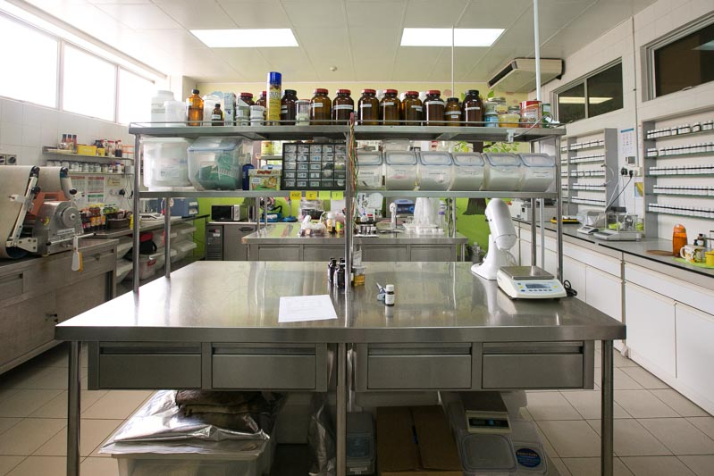 kh roberts test kitchen