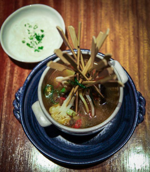 BOAF - Fortune Skewer in Szechuan Pepper Broth