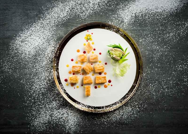 RWS Feng Shui Inn - Grilled Kurobuta Pork Cubes with BBQ Sauce