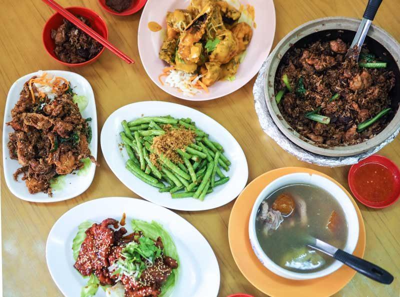 Geylang-Claypot-Rice