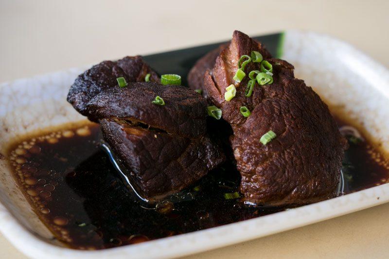 Plum Rice - Pork Shoulder Meat