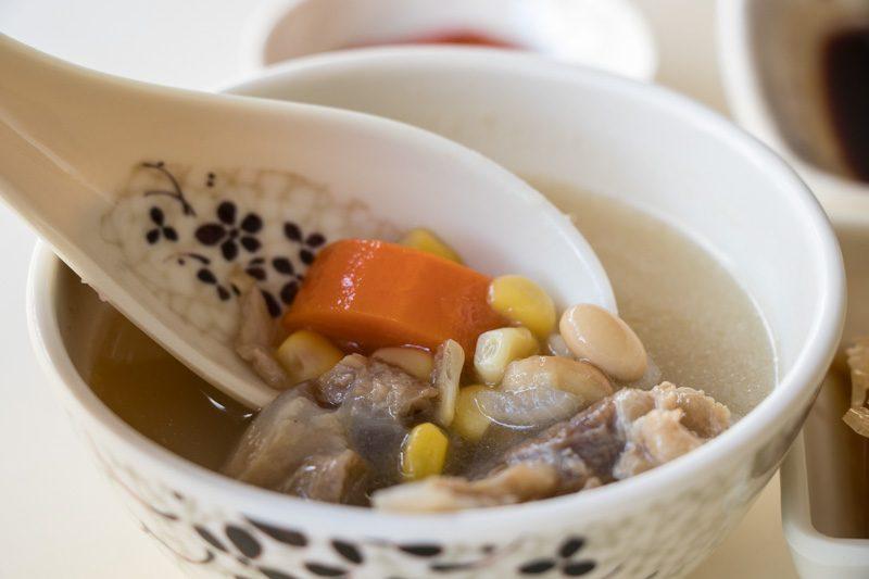 Plum Rice - Soup