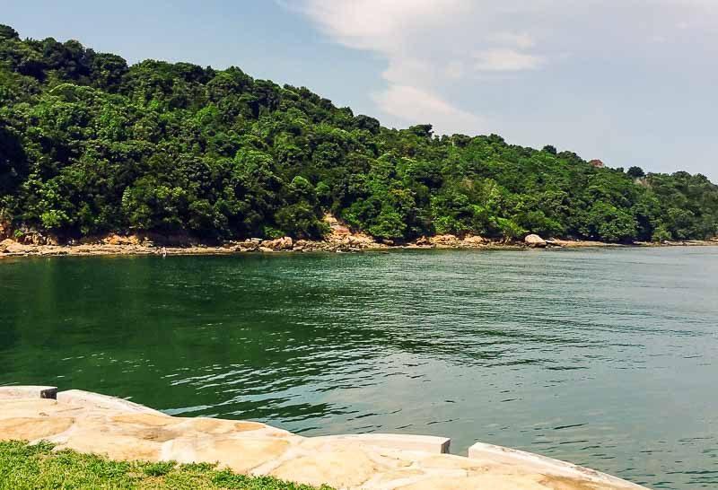 Pulau Seringat & Lazarus Island
