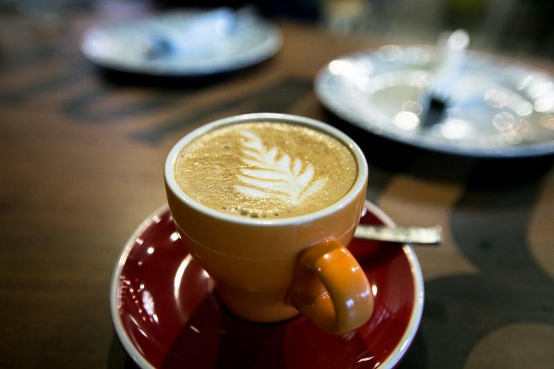 Revolution Coffee - Cappucino