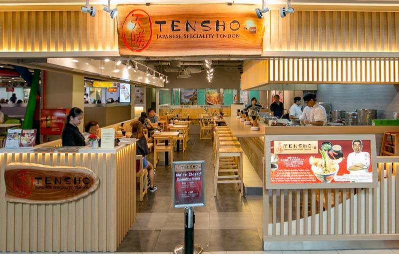 Tensho - Storefront