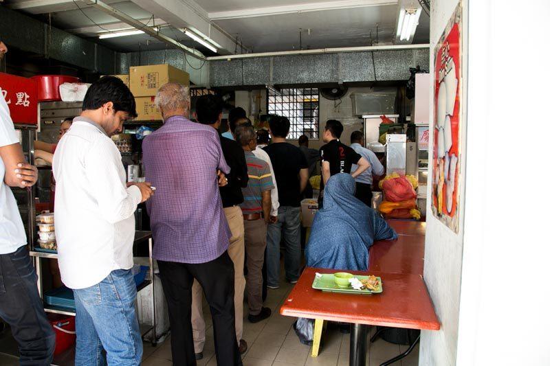 koothurar nasi briyani queue (2)