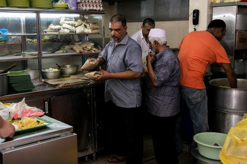 koothurar nasi briyani queue (4)