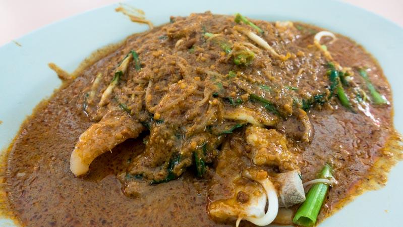 Liang Liang Cooked Food - Satay Beehoon
