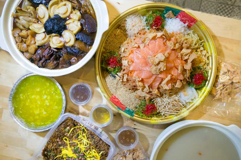 Peach garden cny takeaway packages 2017 enjoy a fancy for Fancy at home dinners