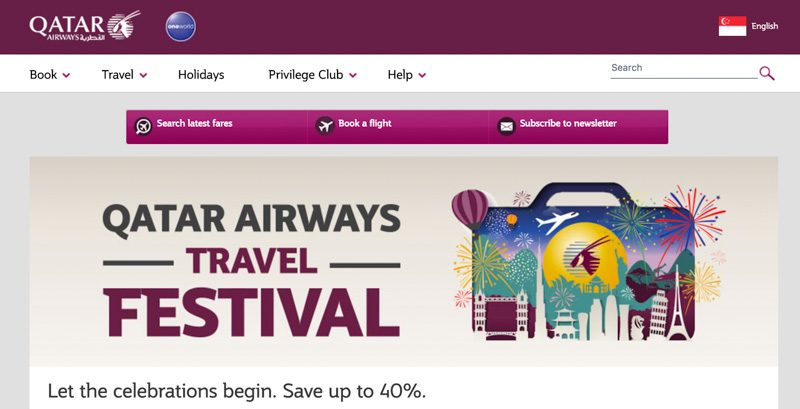 Qatar Airways Travel Festival-1