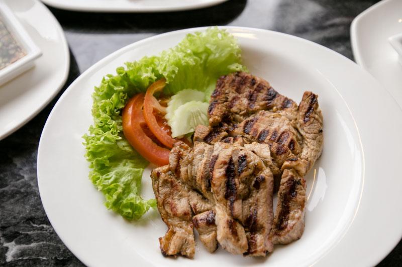 Soi Thai Soi Nice - Grilled Pork Neck