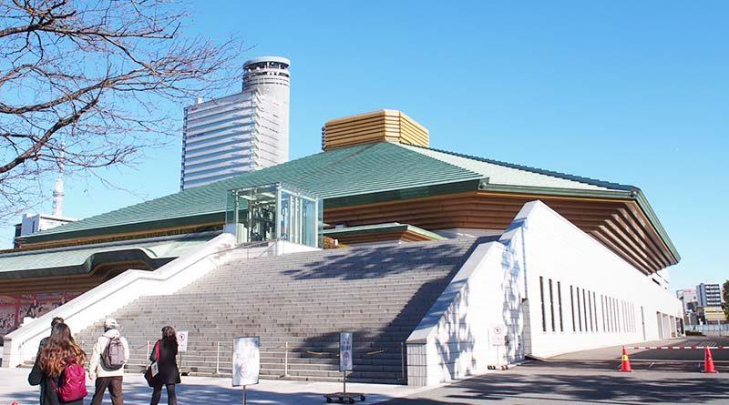 Sumo Museum Ryogoku, Japan's Sumo Town