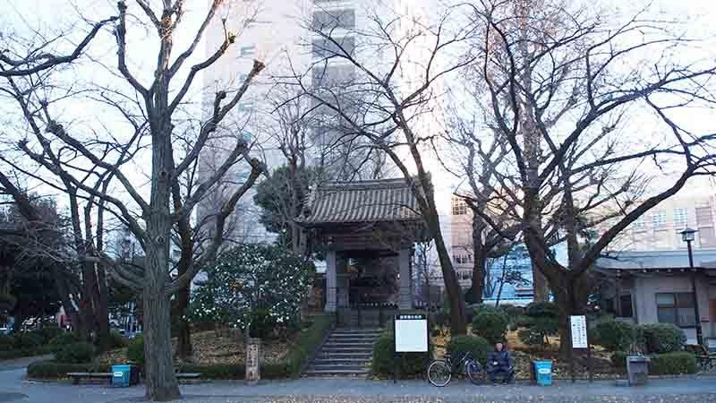 Yokoamicho Park tokyo