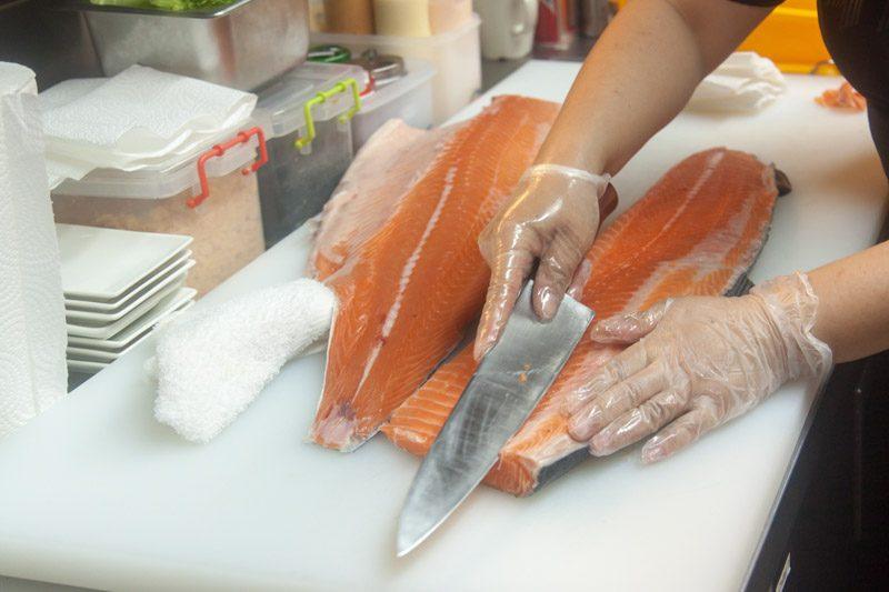 Salmon Samurai-2