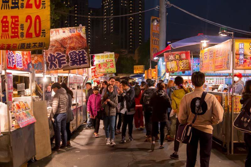 Taiwan Datong Night market-1