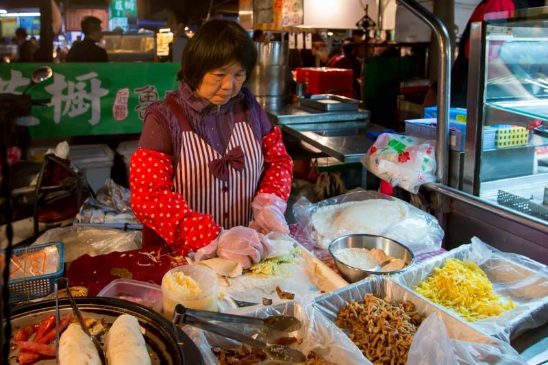 Taiwan Datong Night market-14