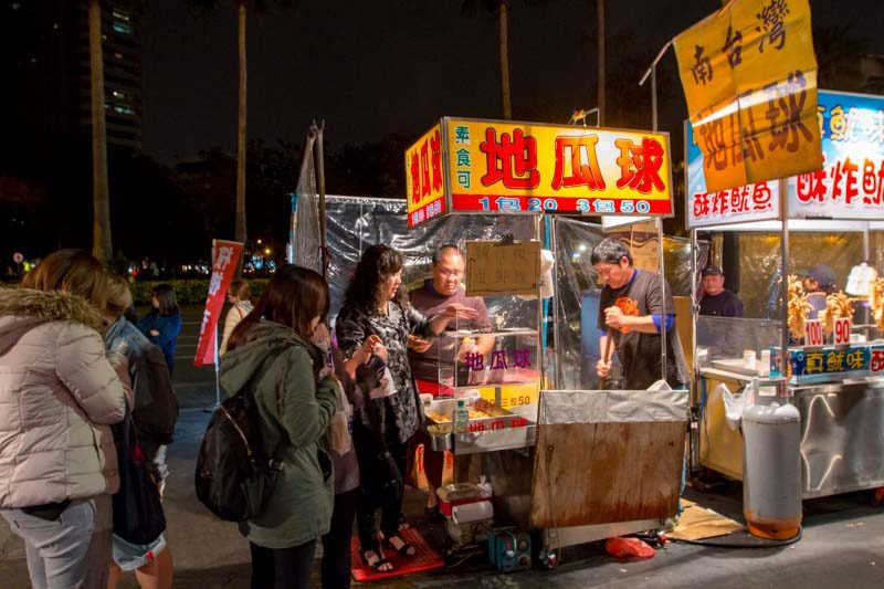 Taiwan Datong Night market-7