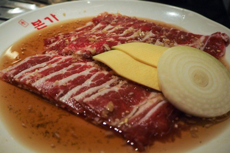 suntec city korean restaurants bornga