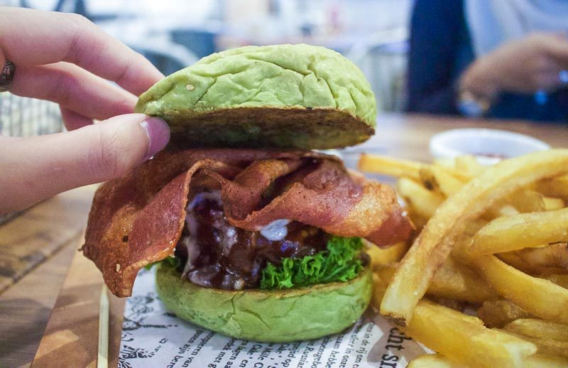 I-am...-6-800x518 I am... : Matcha Burger & Other Delicious Cafe Staples Exclusive To The New Outlet At Our Tampines Hub