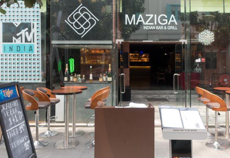 Maziga-1