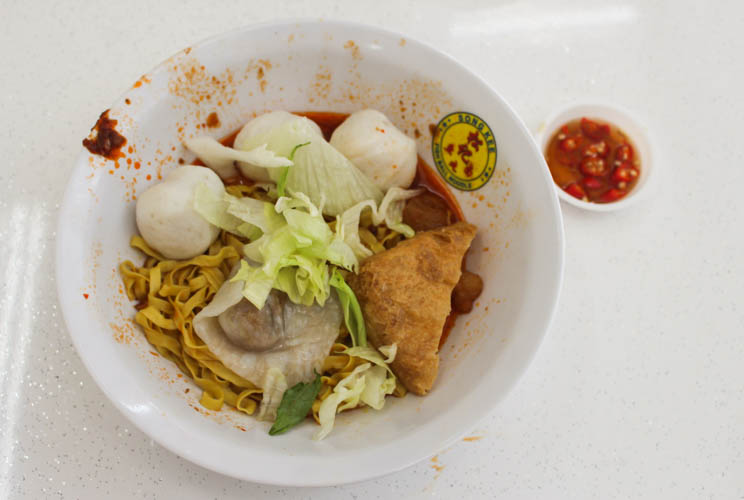 Song-Kee-Fisball-Noodles-2 Song Kee Fishball Noodle: Original Popular Handmade Fishball Noodle Joint Now At Joo Chiat