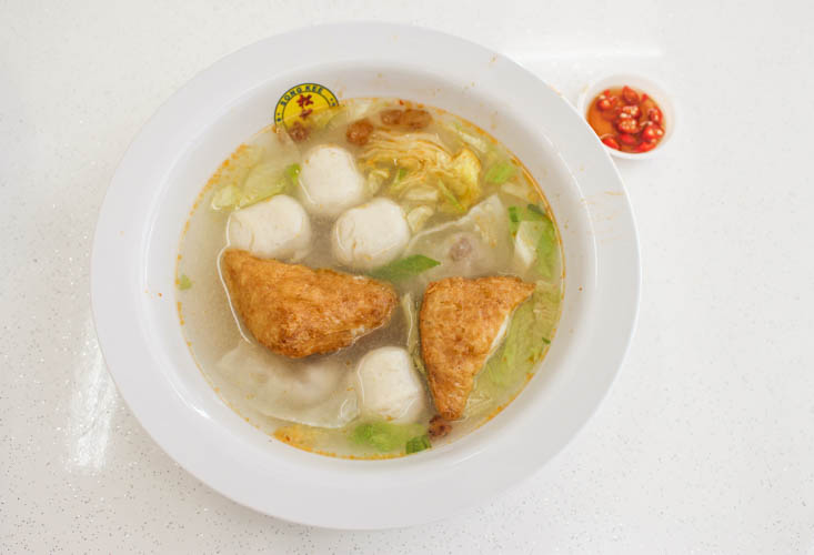Song-Kee-Fisball-Noodles-7 Song Kee Fishball Noodle: Original Popular Handmade Fishball Noodle Joint Now At Joo Chiat