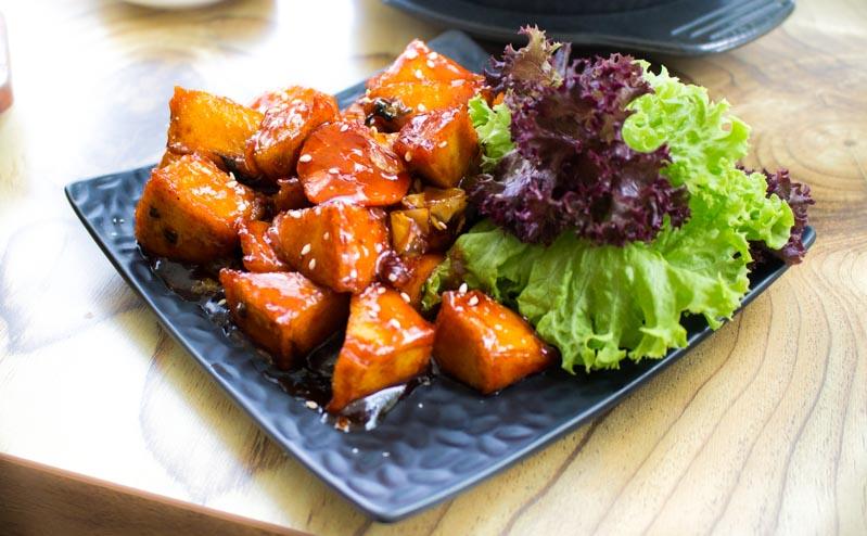 TBK Spicy Stir-Fry Fishcake_