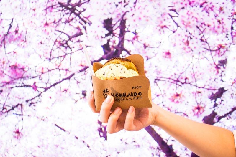 hicp-chocolate-chip-flavor_ Hokkaido IceCream Puff Singapore: This Buttery Cold Treat In Haji Lane Isn't From Japan