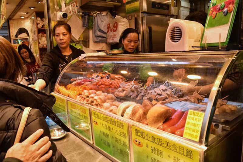 hong kong street food - Fei Jie Food