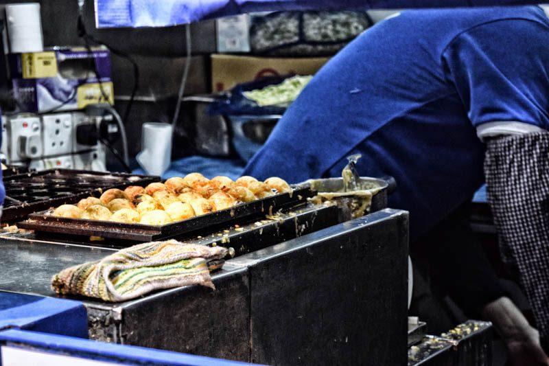 hong kong street food - Japan Boat Takoyaki Kitchen