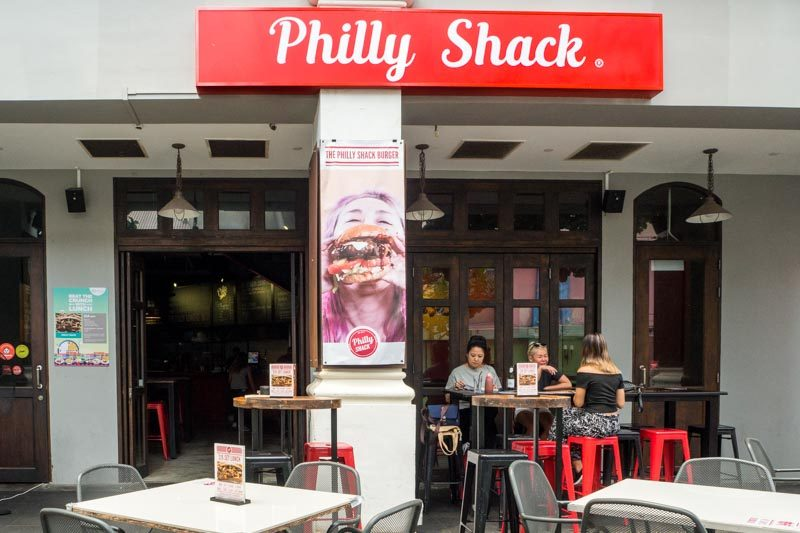 philly shack singapore