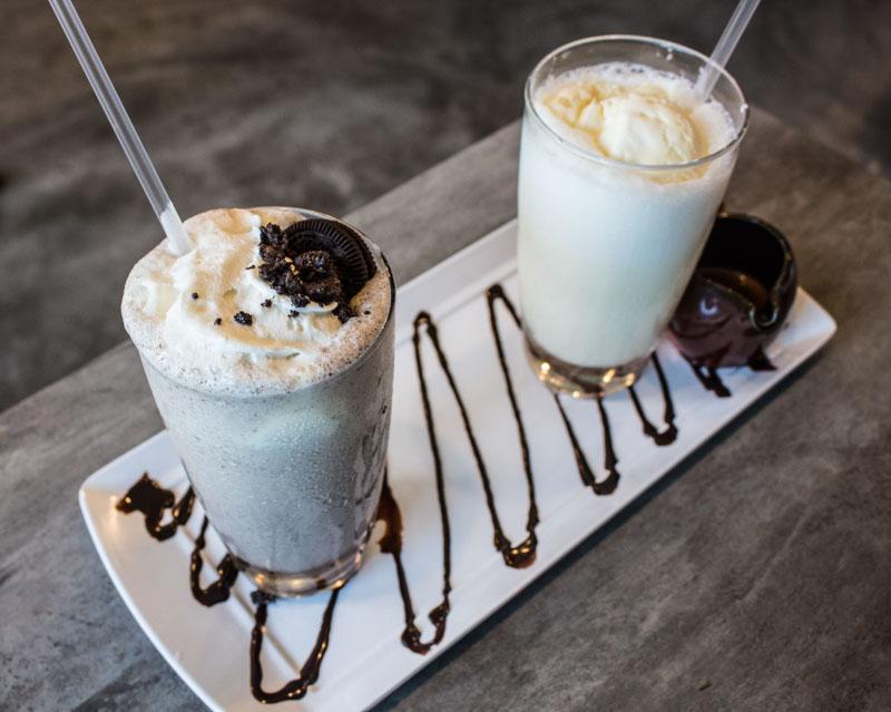 99 Bistro Milkshake_
