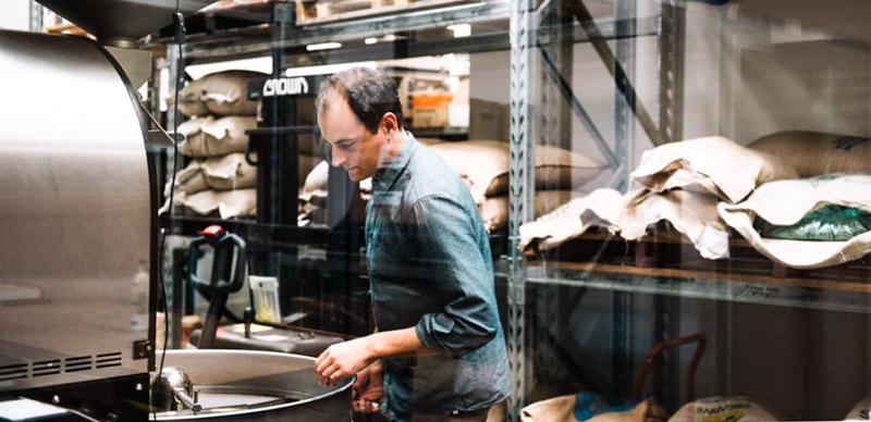 Industry Bean Brewing Coffee ONLINE _