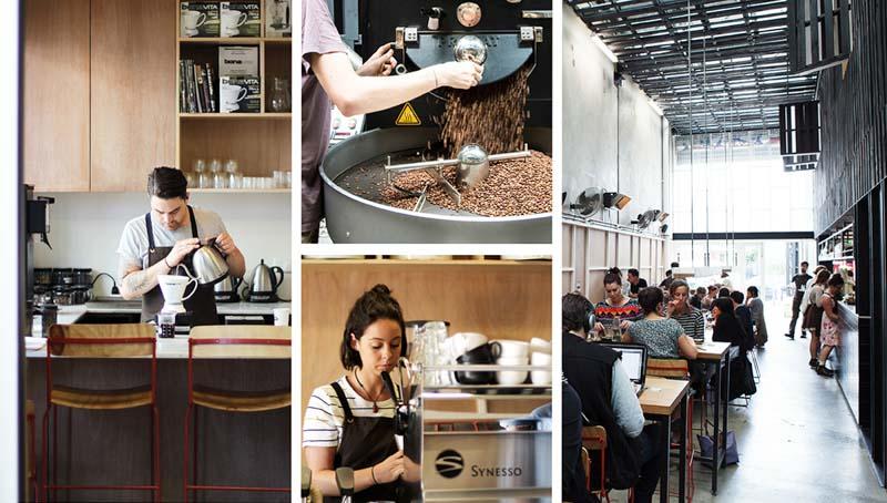 Industry Bean Coffee ONLINE_