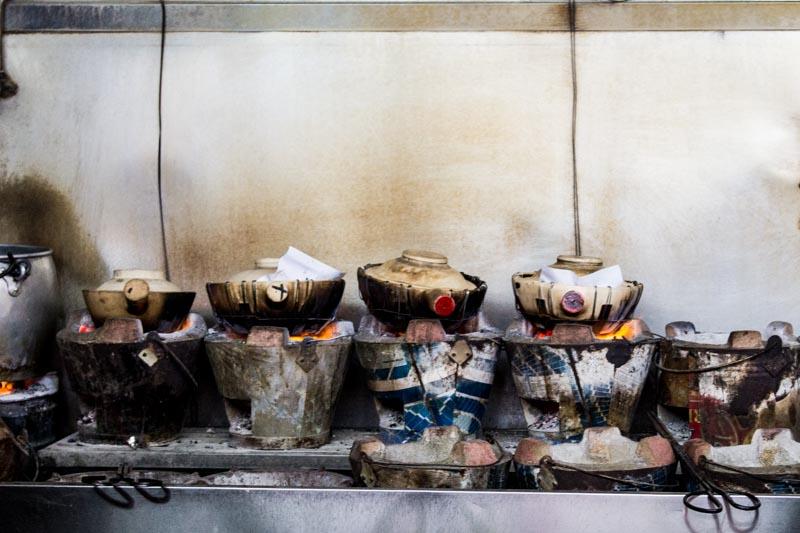 New Claypot Rice Kitchen Shot _