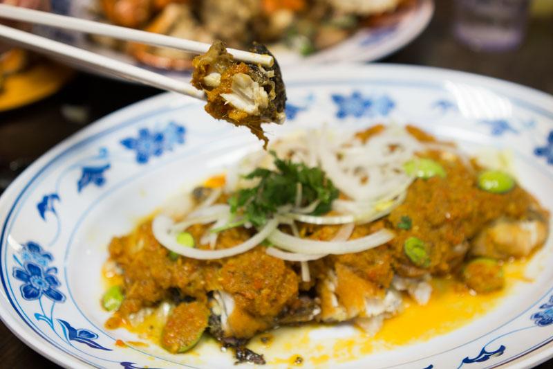 New Ubin Seafood Fish Pick-Up