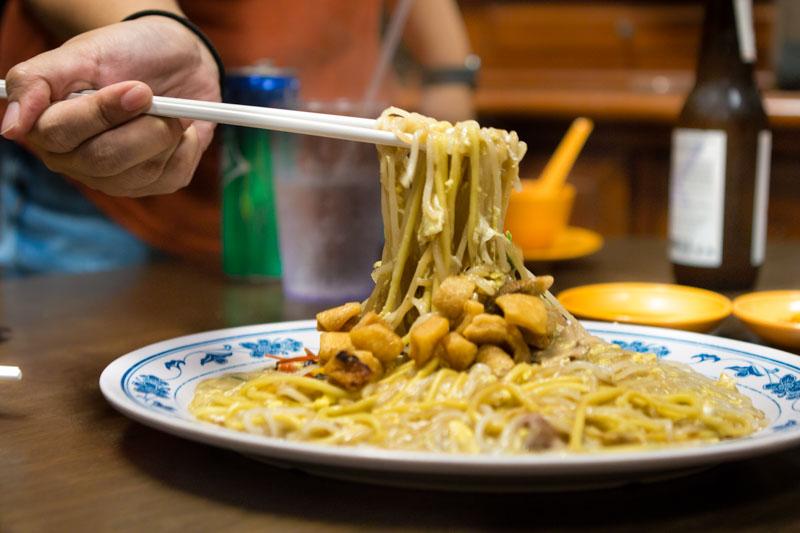 New Ubin Seafood Hokkien Mee_
