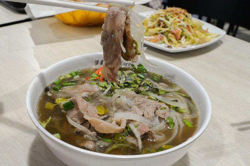 Saigon-Street-5-800x533 Saigon Food Street: Affordable Vietnamese Beef Pho For Only S$2.50 At Bukit Panjang Hawker Centre