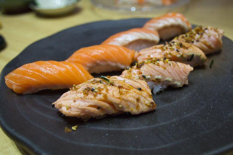 Sushi Goshin 7