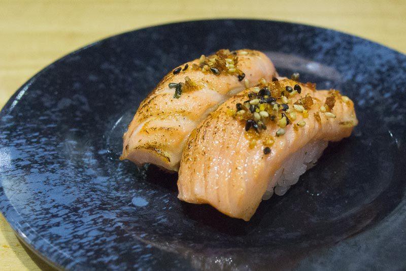 Sushi Goshin 8