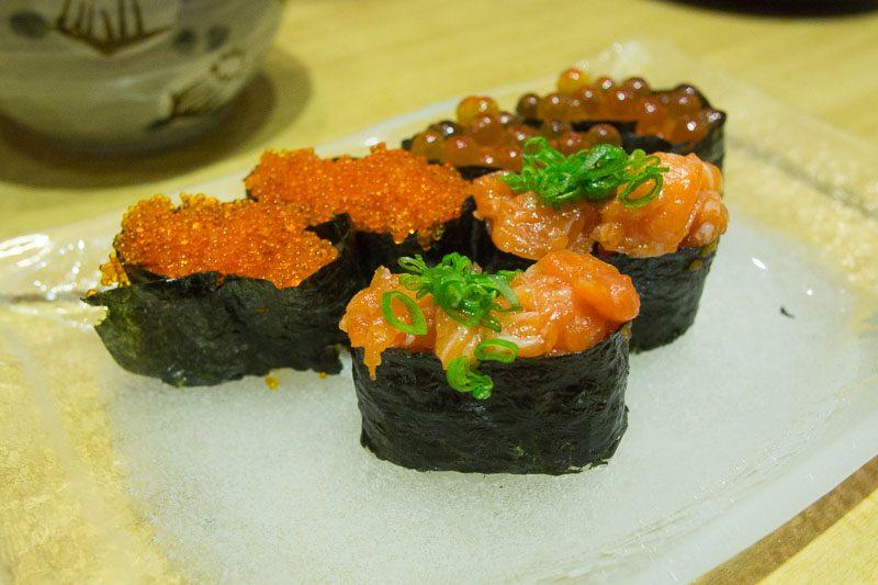 Sushi Goshin 9