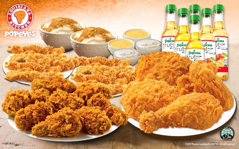 online-fave-Popeyes-chicken-1-800x500 15 Places For Breaking Fast During Ramadan With Up To 83% Off